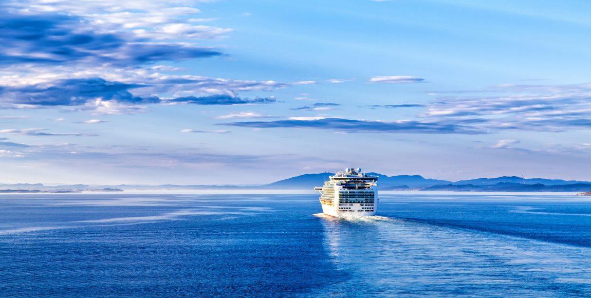 Ferne Welten mit dem Schiff unterwegs